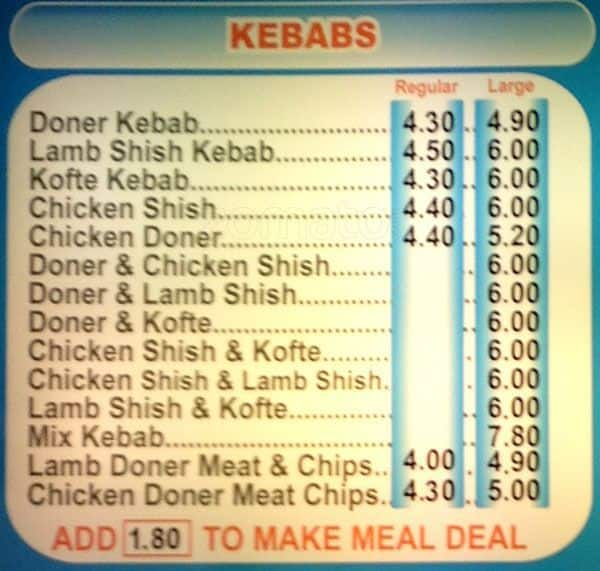 Pleasing The Best Kebabs Menu Menu For The Best Kebabs Wandsworth London  With Hot The Best Kebabs Wandsworth Menu With Adorable Large Garden Games Argos Also Clubs In Covent Garden In Addition Garden Sign And Waterloo Tea Gardens Cardiff As Well As Gardeners Tool Bag Additionally  Loft And Garden From Zomatocom With   Adorable The Best Kebabs Menu Menu For The Best Kebabs Wandsworth London  With Pleasing Waterloo Tea Gardens Cardiff As Well As Gardeners Tool Bag Additionally  Loft And Garden And Hot The Best Kebabs Wandsworth Menu Via Zomatocom