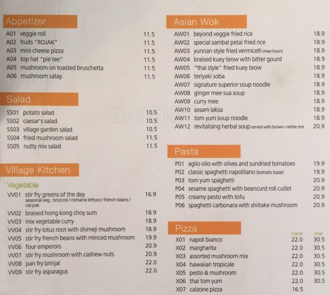 Secret Recipe Vegetarian Cake Price