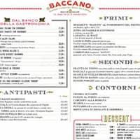 recensioni ristorante baccano in zona fontana di trevi a. Black Bedroom Furniture Sets. Home Design Ideas