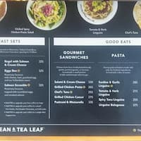 The Coffee Bean Tea Leaf Metro Manila Pasay City Zomato