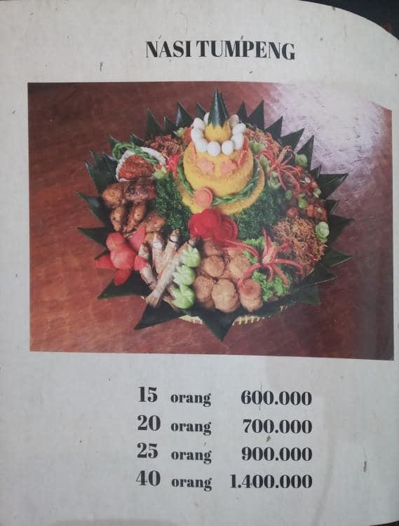 Restongalam Menu Menu For Restongalam Pondok Aren Tangerang