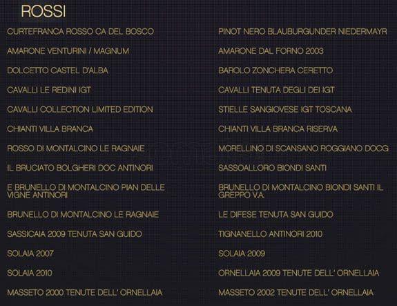 7968dfc63c Just Cavalli Menu, Menu for Just Cavalli, Sempione, Milano - Zomato ...