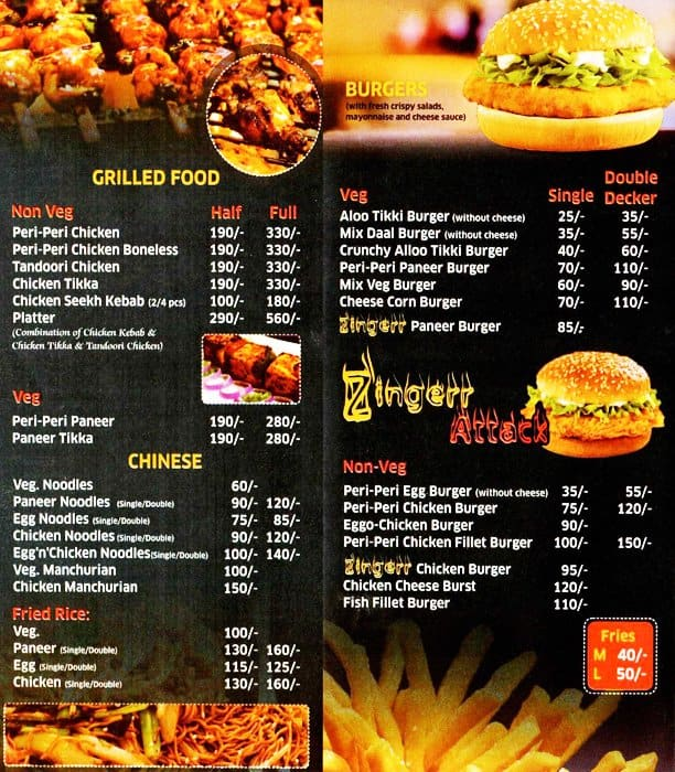 Flaming Grill Sector 36 Chandigarh