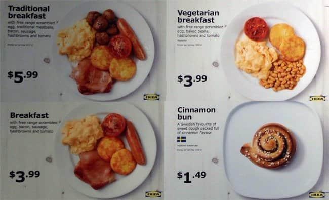Ikea Restaurant And Café Menu Urbanspoonzomato