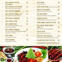 Nicole S Kitchen Jakarta
