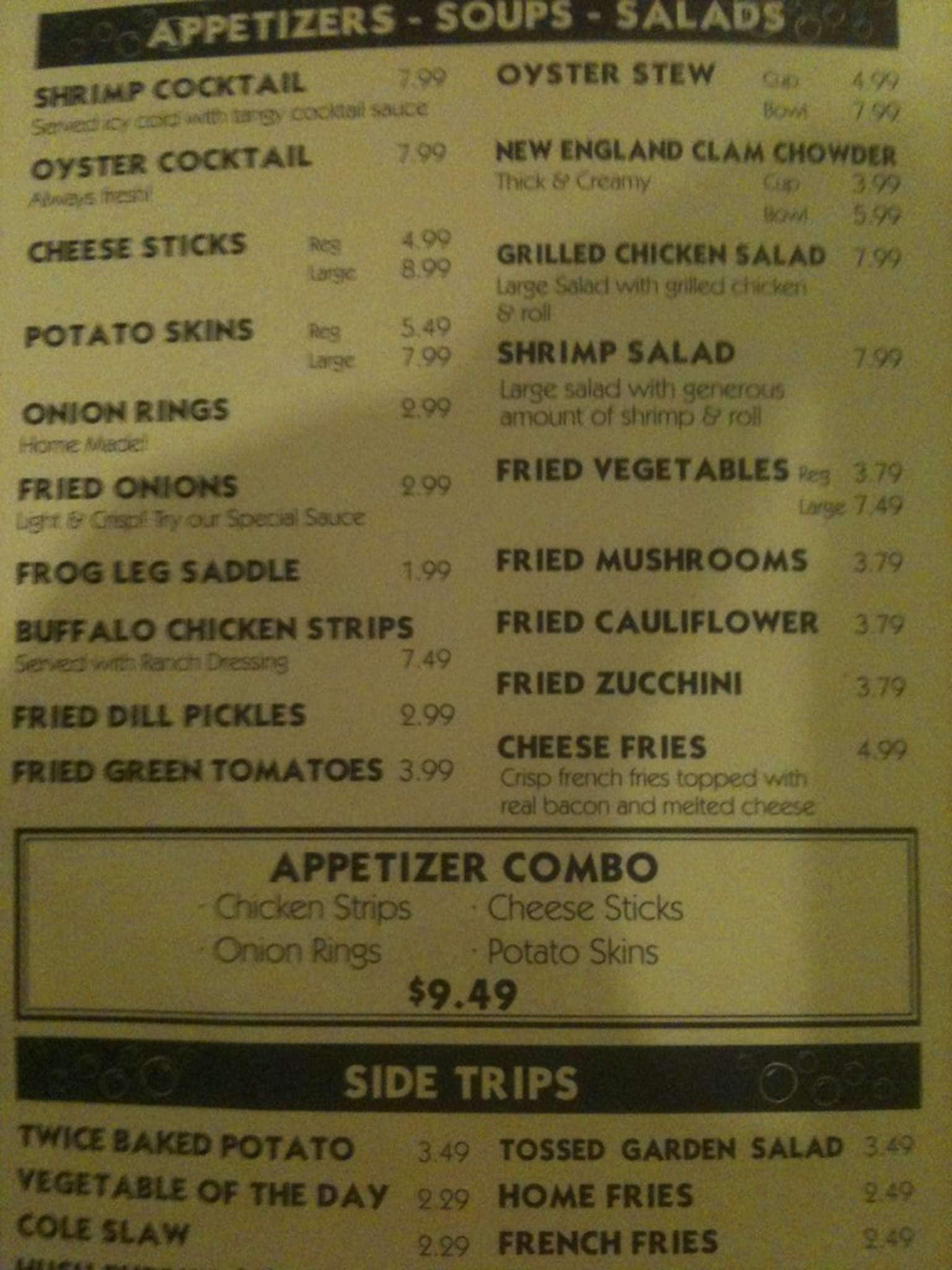 Hungry Pelican Menu, Menu for Hungry Pelican, Fern Creek, Louisville ...