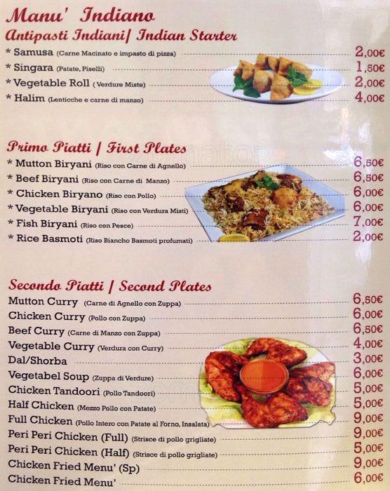cheap halal indian u italian restaurant prati menu with prati cuisine. Black Bedroom Furniture Sets. Home Design Ideas
