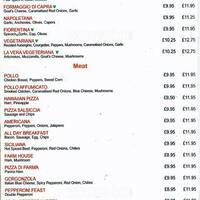 La Vera Pizza Muswell Hill London Zomato Uk