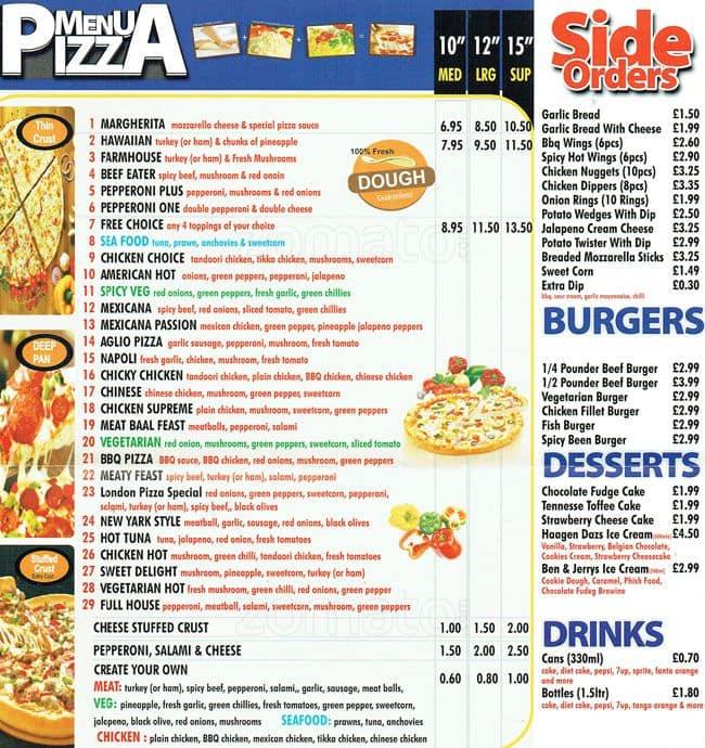 london fast food menu menu de london fast food camberwell london zomato uk. Black Bedroom Furniture Sets. Home Design Ideas