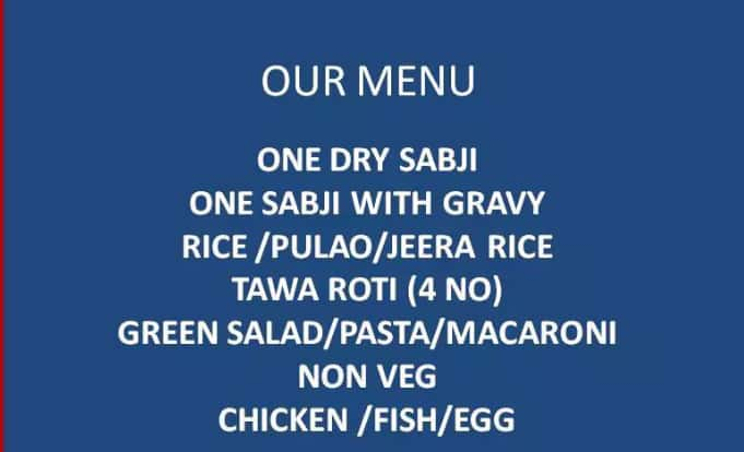 Nutri lunch menu menu for nutri lunch sarita vihar new delhi zomato nutri lunch sarita vihar menu stopboris Choice Image