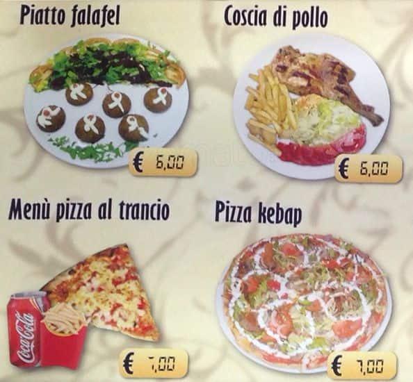 Istanbul a milano foto del menu con prezzi zomato italia - Pizzeria milano porta romana ...