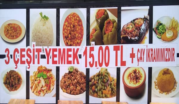 Yemek Lazım Menü Yemek Lazım Fulya Istanbul Için Menü Zomato