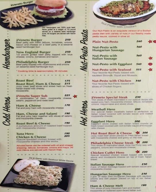 Seafood Restaurant Menu Philippines