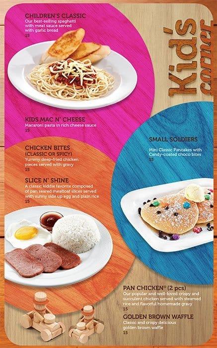 Pancake house menu menu for pancake house mankhool dubai zomato pancake house mankhool menu ccuart Gallery