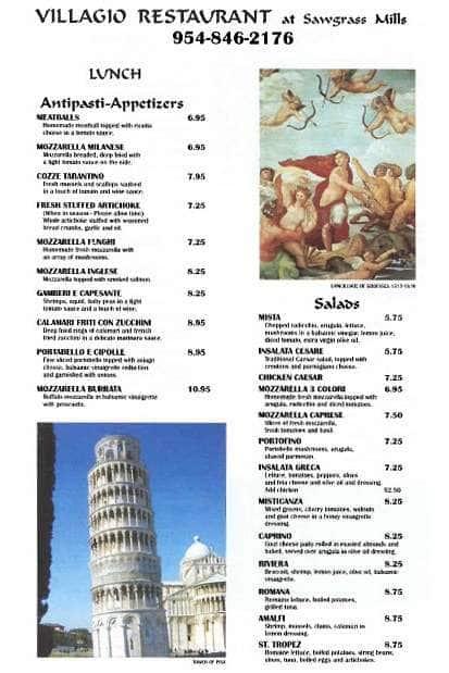 Villagio Italian Restaurant
