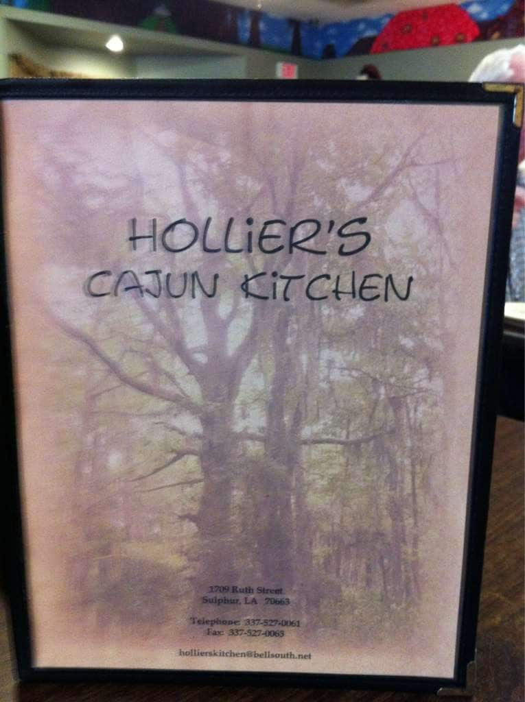 Hollier S Cajun Kitchen Sulphur Facebook