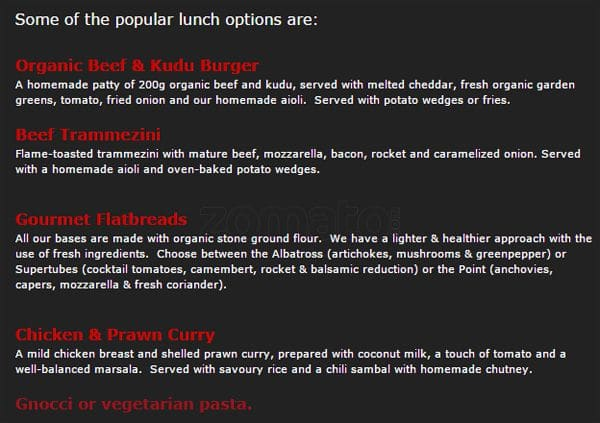 Restaurant Kitchen Window kitchen window beach restaurant menu - zomato sa