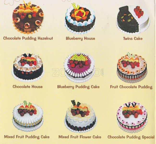 Clover Cake Jakarta