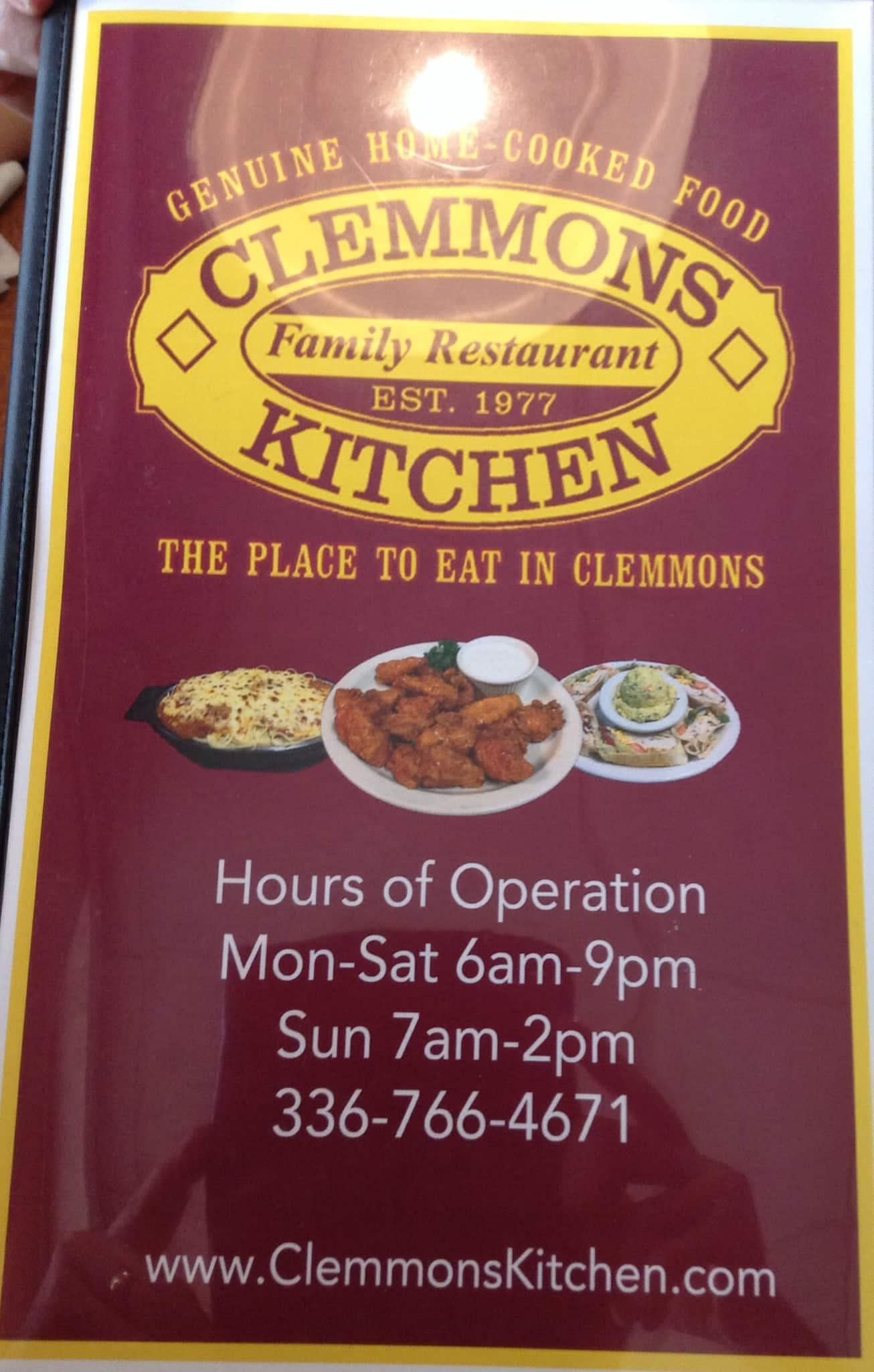 clemmons kitchen - Clemmons Kitchen
