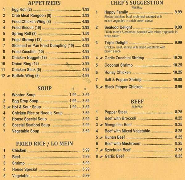 new china king super buffet menu urbanspoon zomato rh zomato com china king buffet menu hazard ky china king buffet menu carteret nj