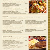 Abuelo Mexican Food Embassy Prices