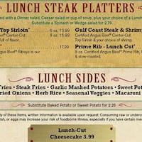 Saltgrass Steak House, Mesquite - Restaurant Reviews ...