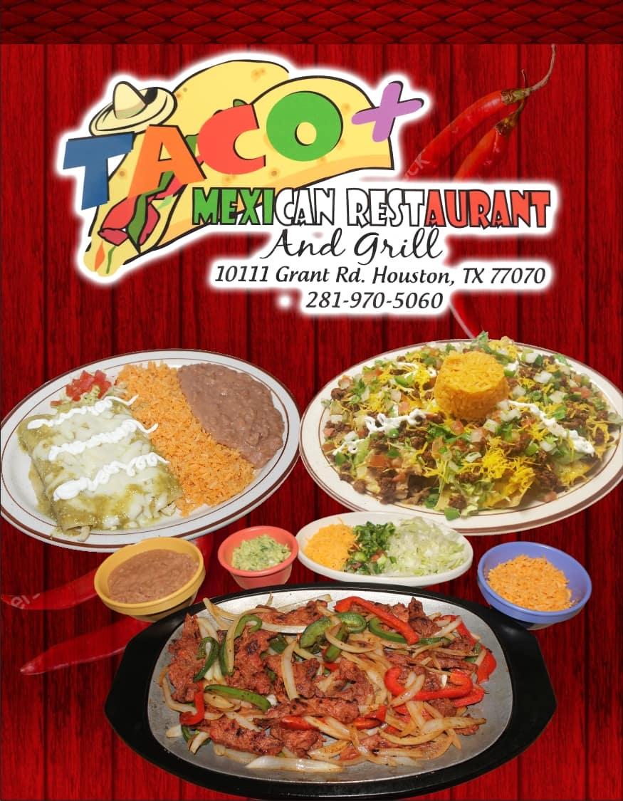Taco Plus Mexican Restaurant Grill Menu Urbanspoon Zomato