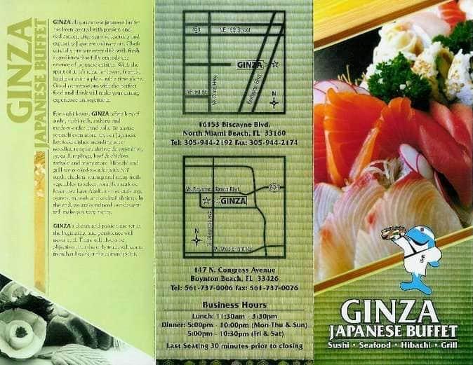 Fantastic Ginza Japanese Buffet Menu Menu For Ginza Japanese Buffet Download Free Architecture Designs Sospemadebymaigaardcom
