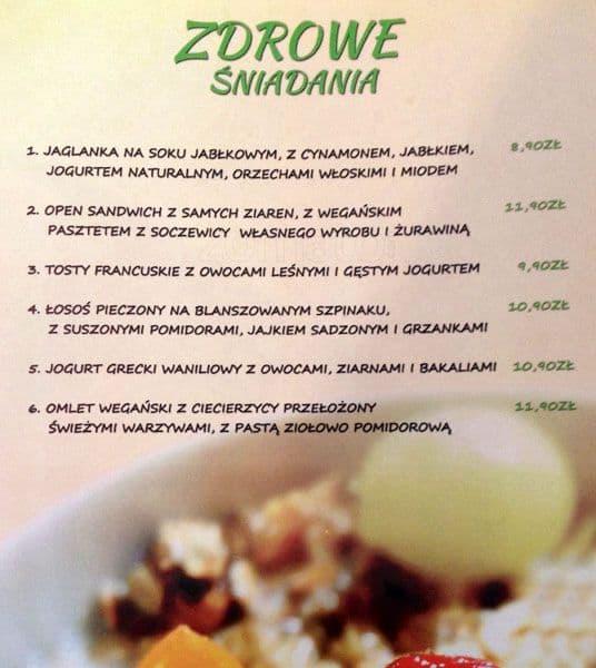 Zdrowe Love Zwierzyniec Krakow Gastronauci Zomato
