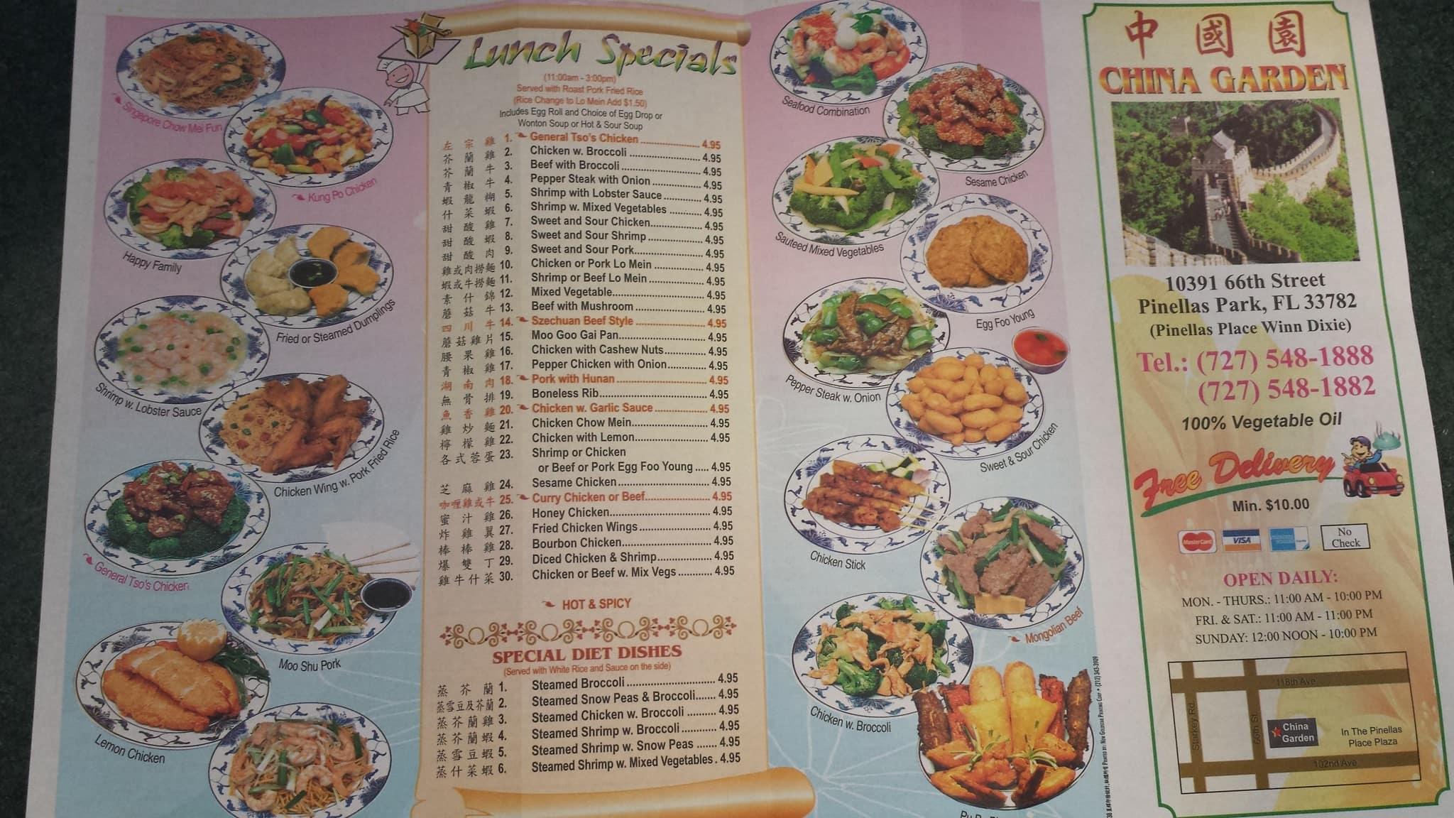 Chinese Food Lakeland Fl A