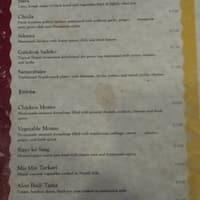 Himalayan Restaurant Menu Lancaster Pa