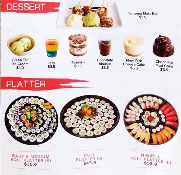 Sushi Station Menu Menu Para Sushi Station Bulimba Brisbane Order food online at sushi station, brisbane with tripadvisor: sushi station bulimba brisbane