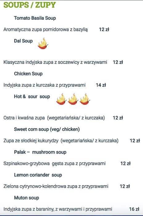 Tulsi Warsaw Warszawa Gastronauci Zomato