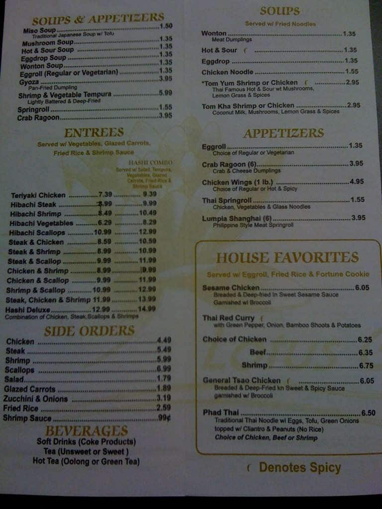 Lotus Garden Chinese Restaurant Knoxville Tn Menu Garden