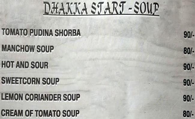 Table Talk Menu Menu For Table Talk Vesu Surat Zomato - Table talk menu