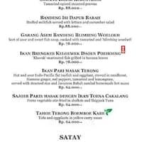 Dapur Babah Elite Gambir Jakarta Zomato Indonesia