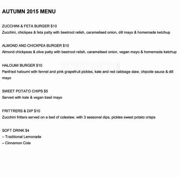 d6af788c7e797f Veggie Patch Food Van Menu