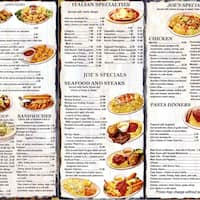 Joes Italian Restaurant Moreno Valley Inland Empire Urbanspoon