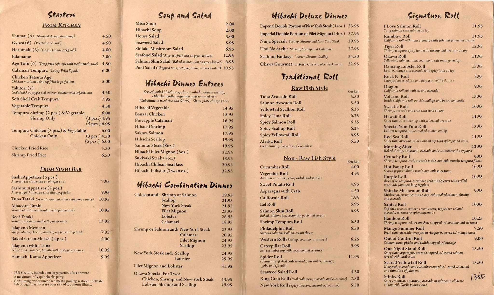 outback steakhouse lunch menu pdf