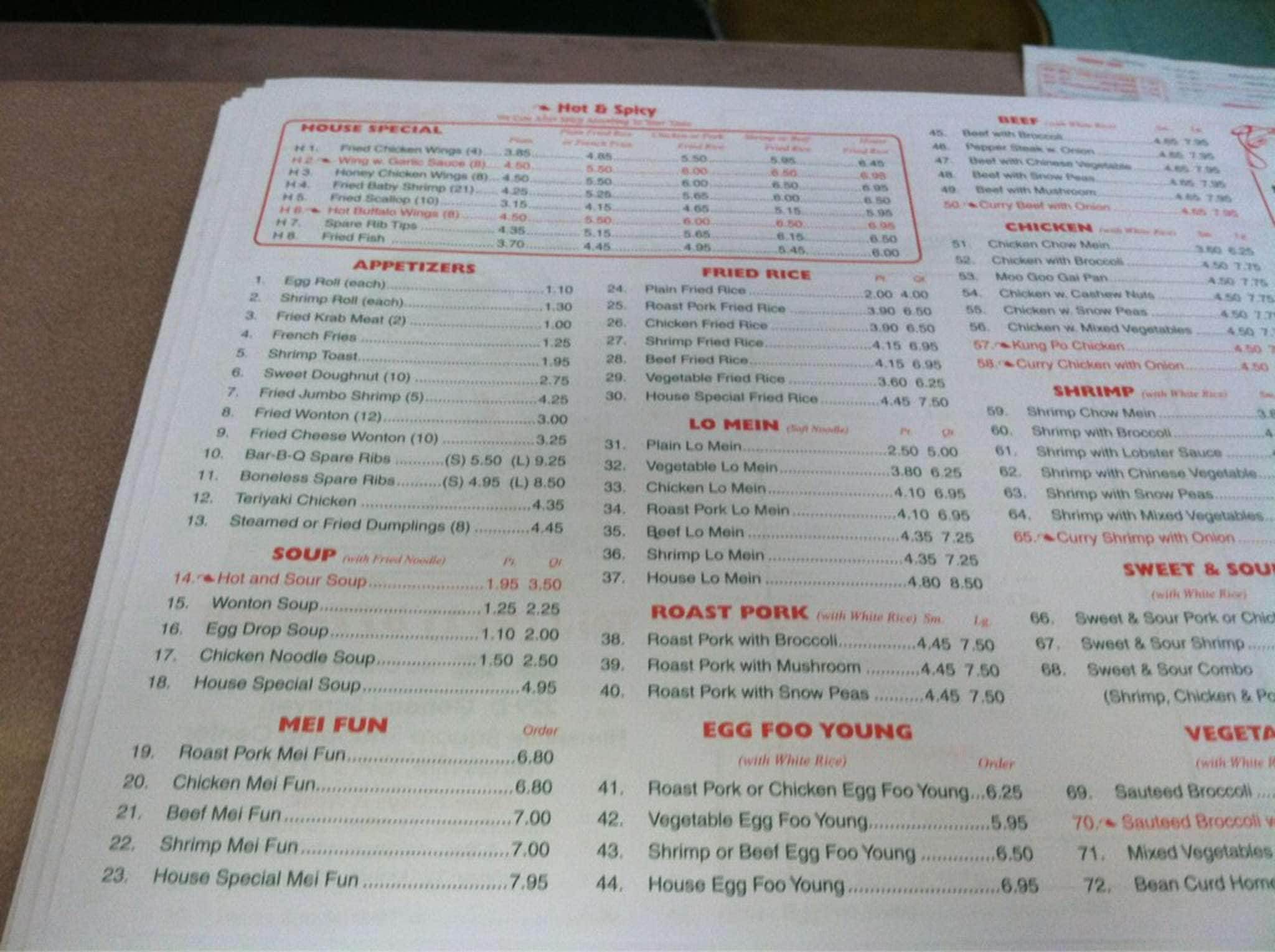 Best Chinese Food In Hinesville Ga