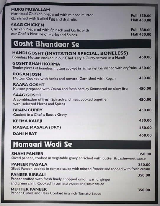 Invitation menu menu de invitation ashok vihar phase 2 new delhi invitation ashok vihar phase 2 menu stopboris Gallery