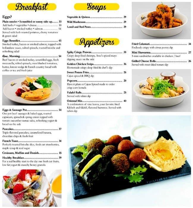 La Gaufrette Restaurant Dubai