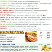 Top Hat Pizza Poplar London Zomato Uk