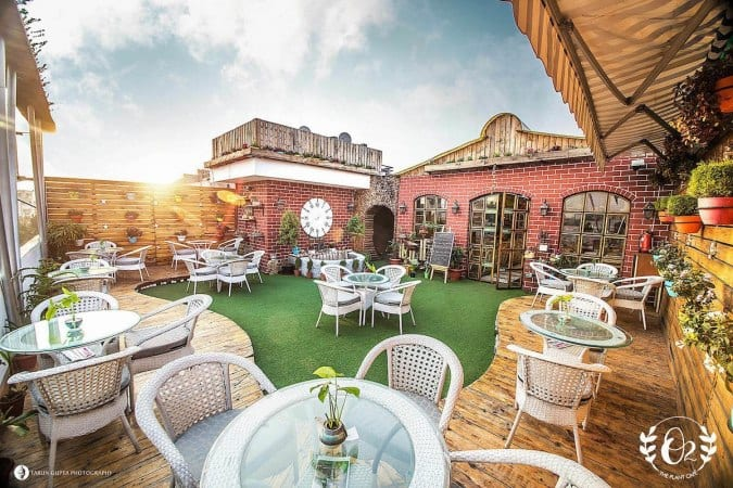 O Plant Cafe Jaipur Menu