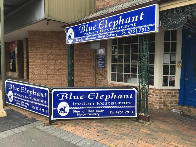 Blue Elephant Indian Restaurant   Shop 3/115 Macquarie Road, Springwood, NSW 2777   +61 2 4751 7913