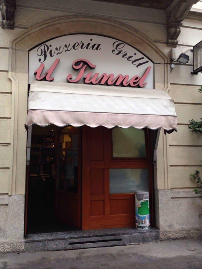 Il tunnel a milano indirizzo e mappa zomato italia for Tara ristorante milano