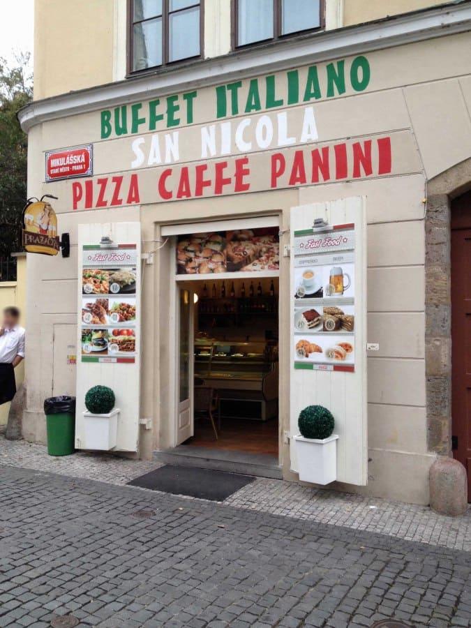 Buffet Italiano San Nicola Menu - Lunchtime/Zomato