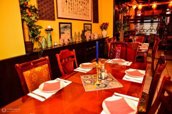 Restauracja Chińska Azalia Stare Miasto Poznań