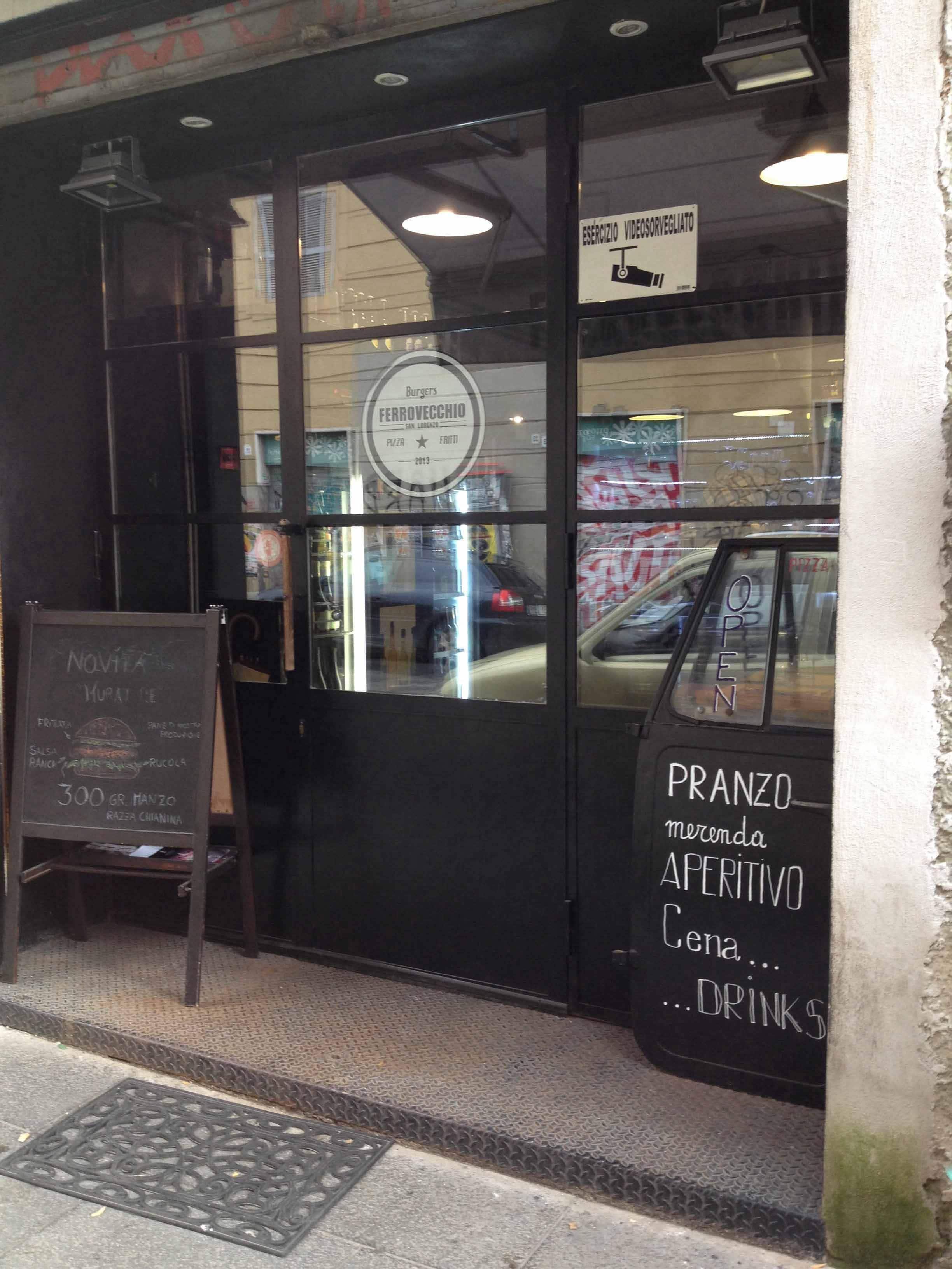 Prezzo Del Ferro Vecchio Oggi ferrovecchio a roma: foto del menu con prezzi