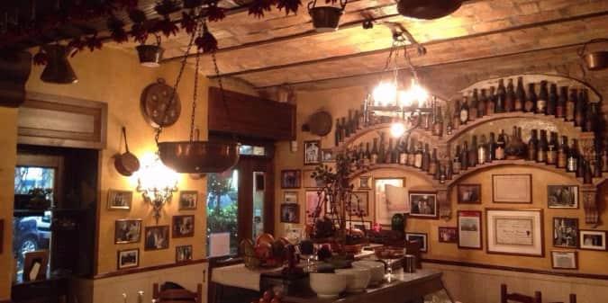 Trattoria tritone a roma foto del menu con prezzi - Trattoria con giardino milano ...